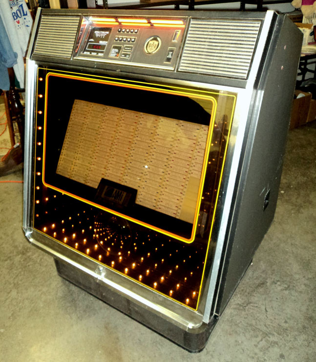 List of Synonyms and Antonyms of the Word: Rowe Jukebox